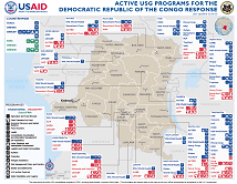 USAID-DCHA DRC Complex Emergency Program Map - 02.24.20