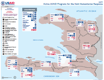 07.02.20 - Active USAID Programs for the Haiti Response Map