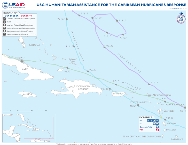 Antigua and Barbuda | Disaster Assistance | U.S. Agency for ...