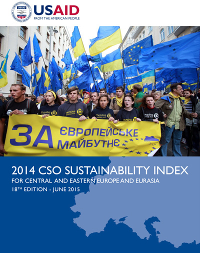 The 2014 CSO Sustainability Index for Central and Eastern Europe and Eurasia