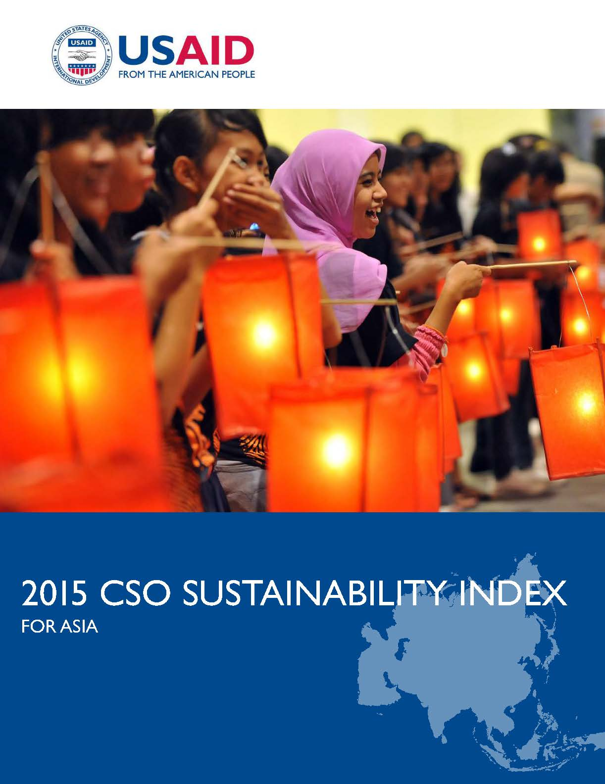 2015 CSO Sustainability Index For Asia