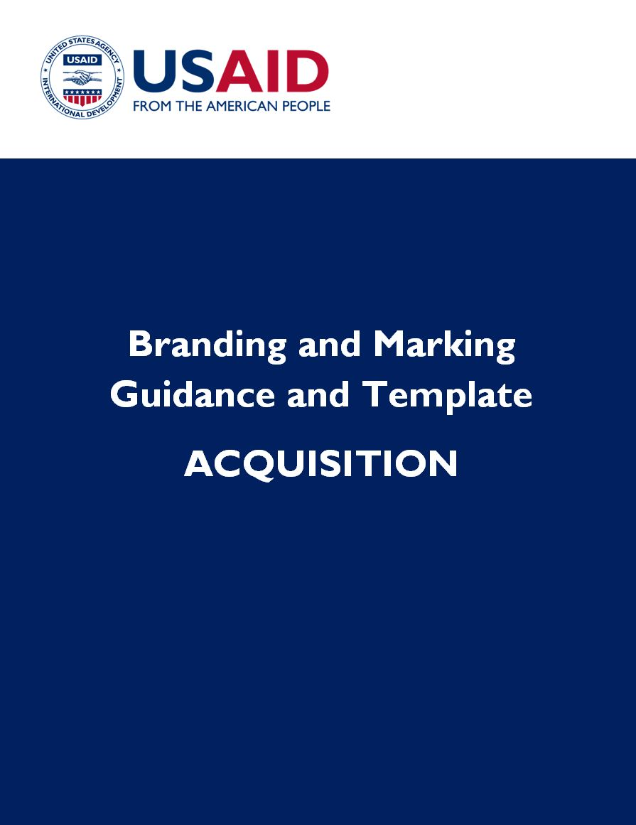 ACQ B&M Guidance and Template