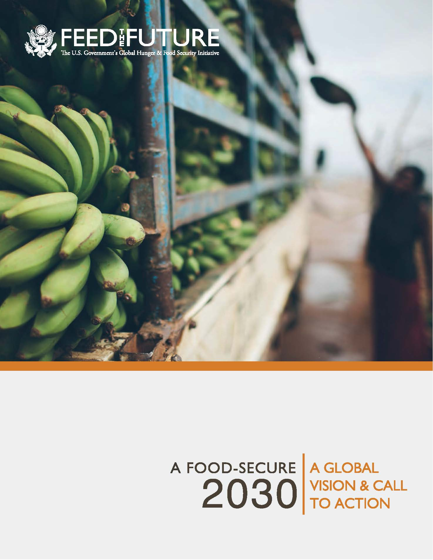 A Food-Secure 2030: A Global Vision and Call to Action