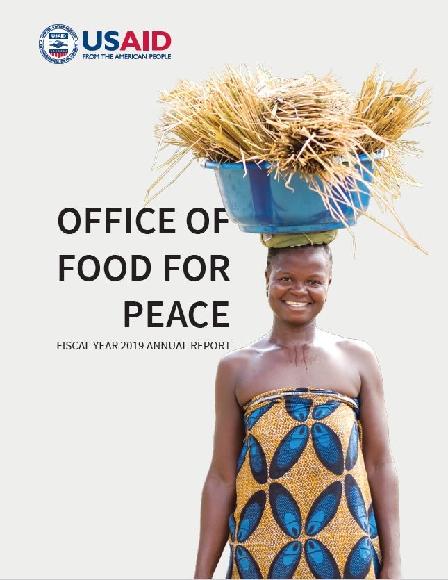 Food for Peace Fiscal Year 2019 Annual Report