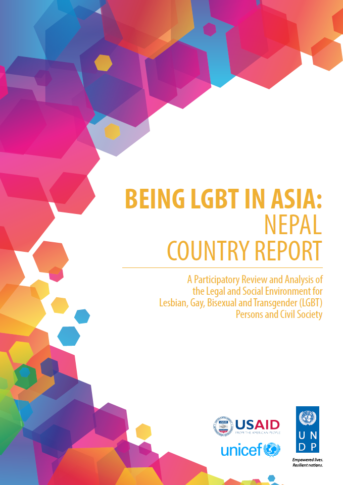 Being LGBT in Asia: Nepal Country Report
