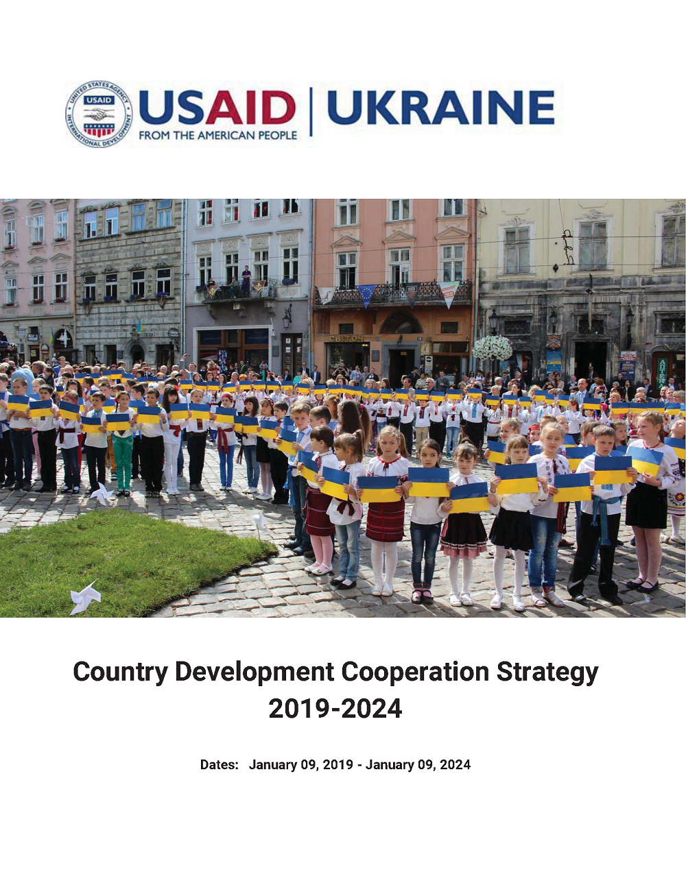 Ukraine Country Development Cooperation Strategy 2019-2024