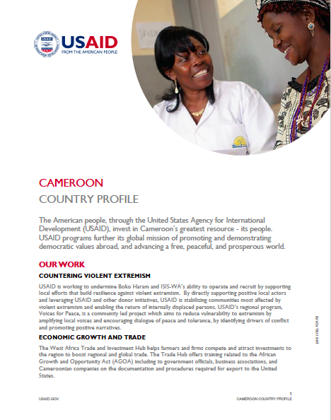 Cameroon Country Profile