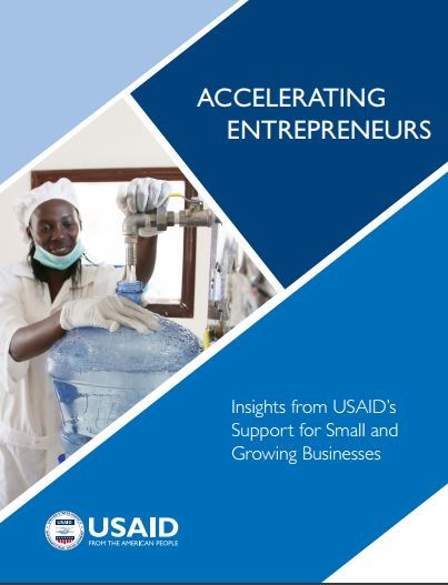 Accelerating Entrepreneurs: Insights from USAID's Support for Small and Growing Businesses