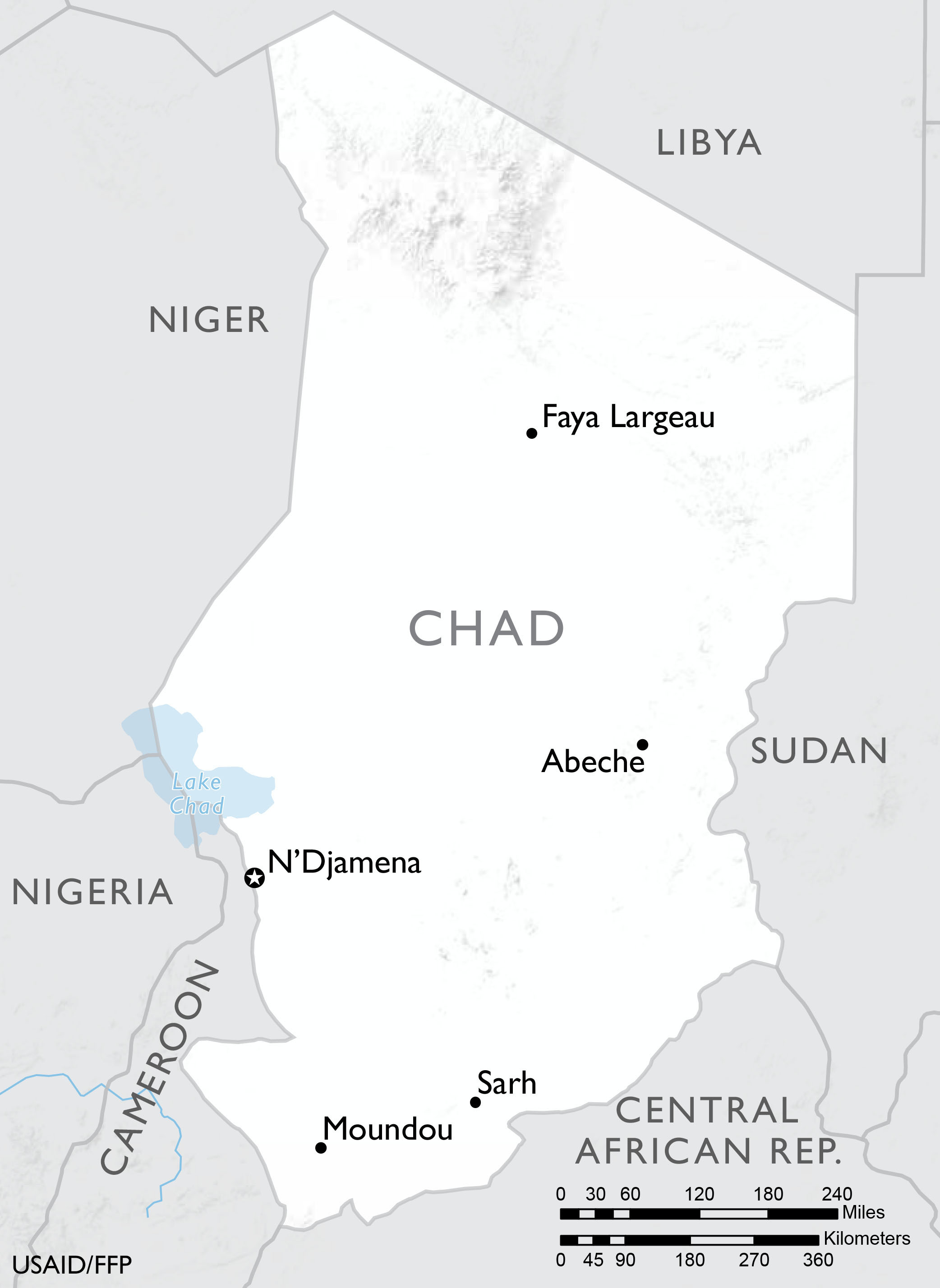 Food Assistance Fact Sheet - Chad | Food Assistance | U.S. Agency ...