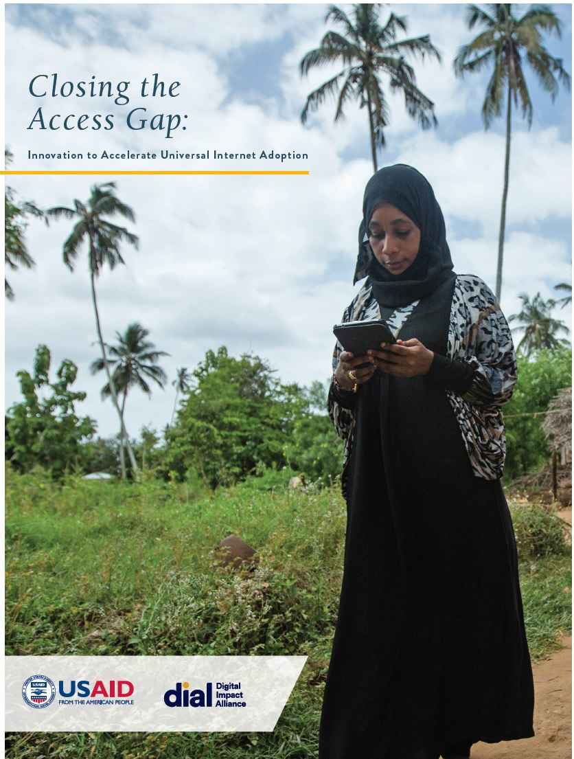 Closing the Access Gap: Innovation to Accelerate Universal Internet Adoption
