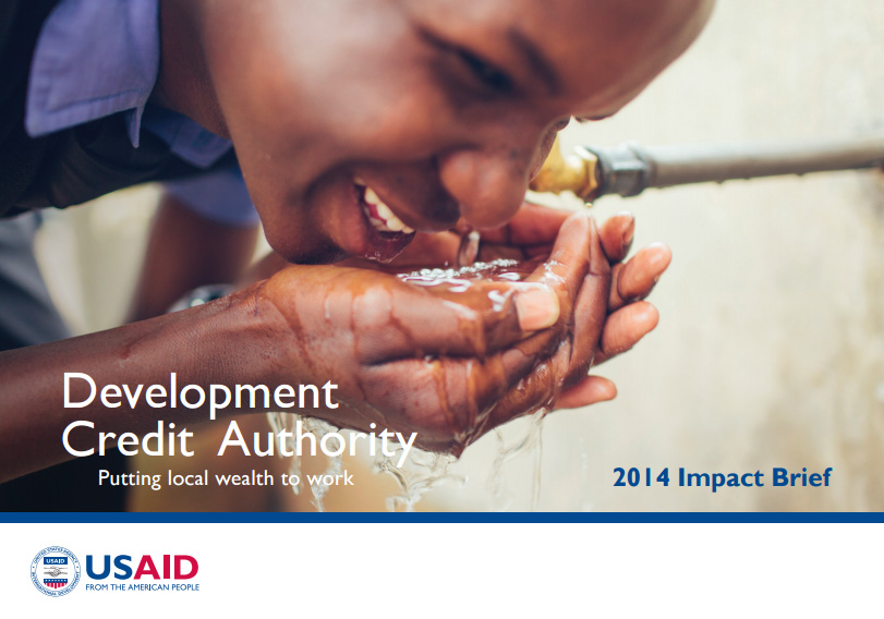 Development Credit Authority - 2014 Impact Brief