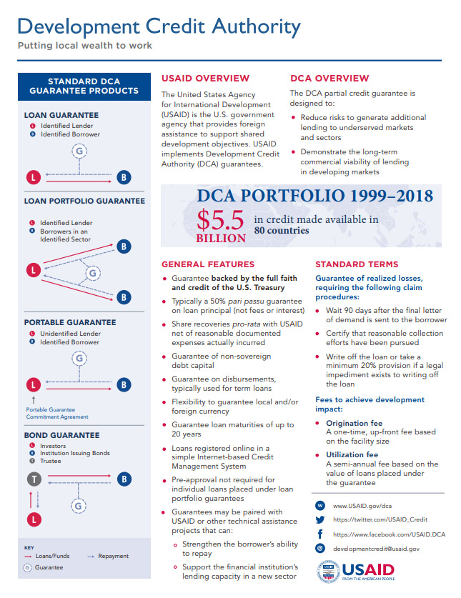 DCA 2018 Overview One-Pager