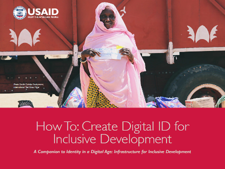 How To: Create Digital ID for Inclusive Development