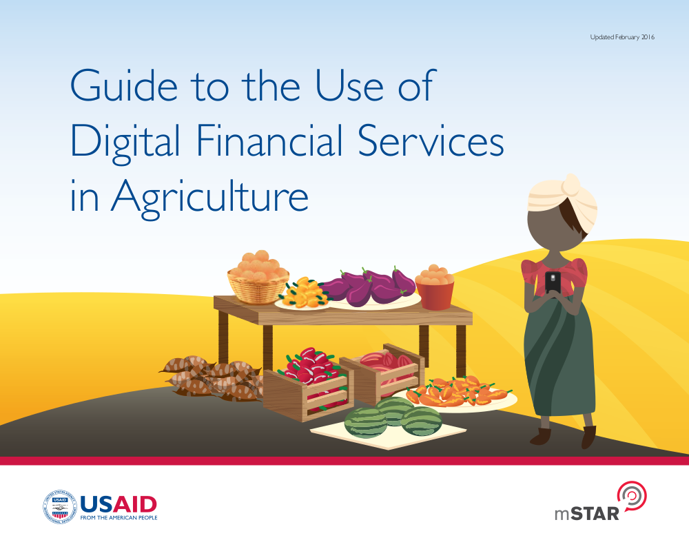 Digital Financial Services for Agriculture Guide