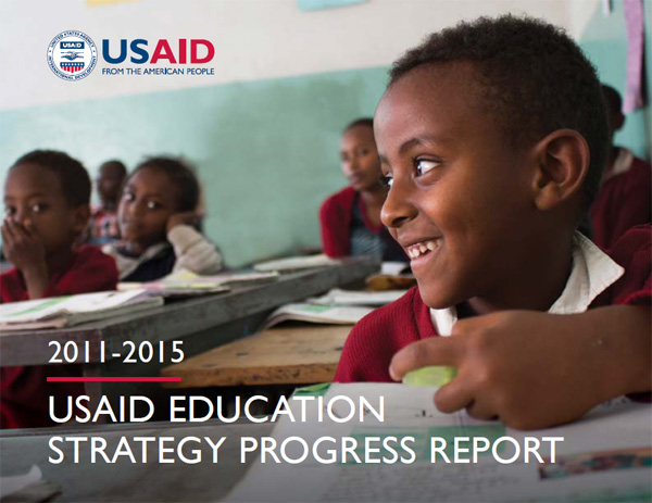 USAID Education Strategy Progress Report , 2011-2015