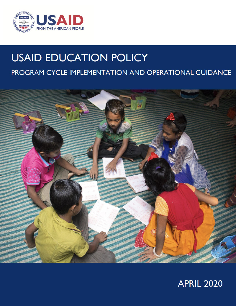 Education Policy Program Cycle Implementation and Operational Guidance