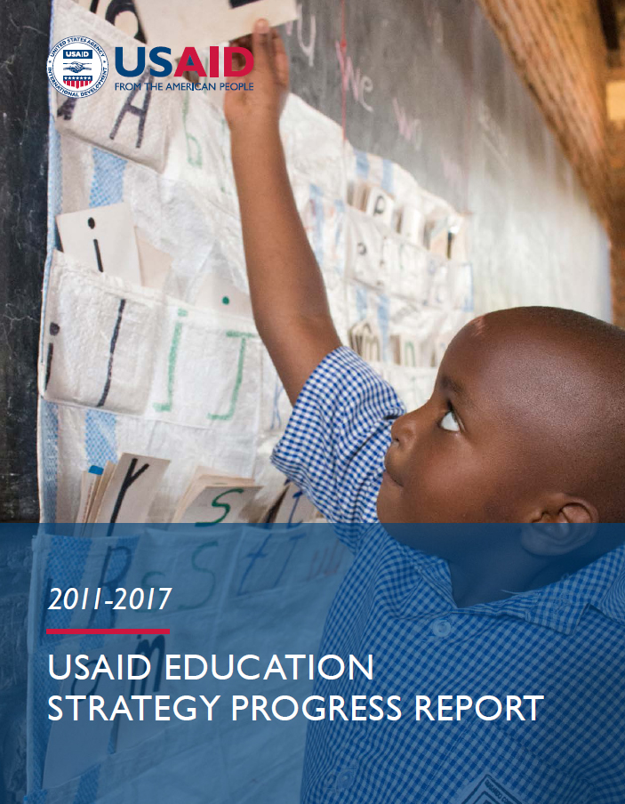 USAID Education Strategy Progress Report 2011-2017