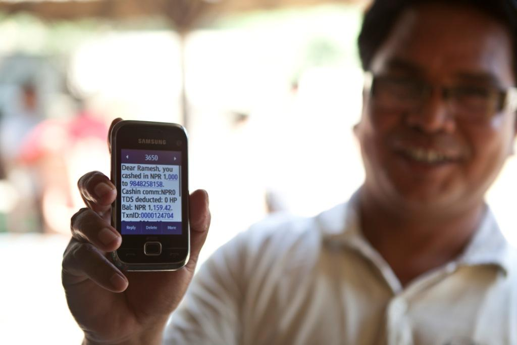 Transforming Rural Economies through Mobile Banking In Nepal