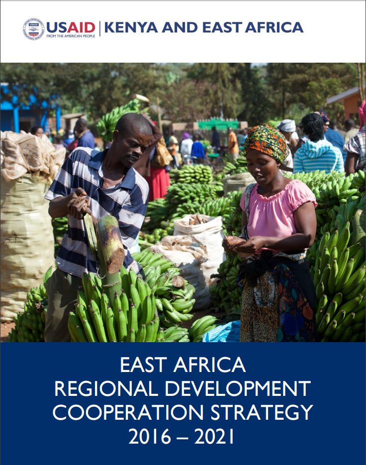 East Africa Regional Development Cooperation Strategy