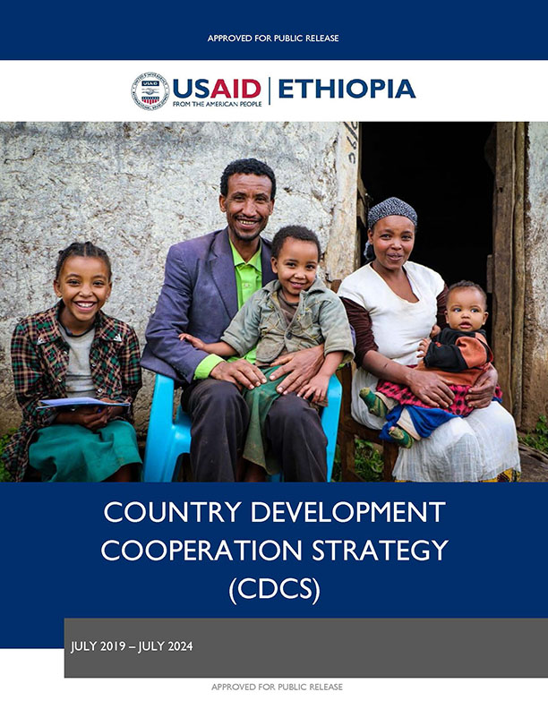 Ethiopia Country Development Cooperation Strategy 2019-2024
