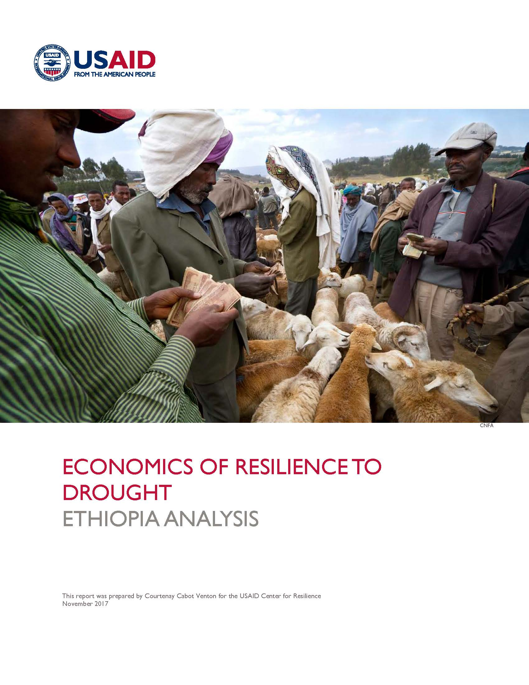 The Economics of Resilience to Drought in Ethiopia