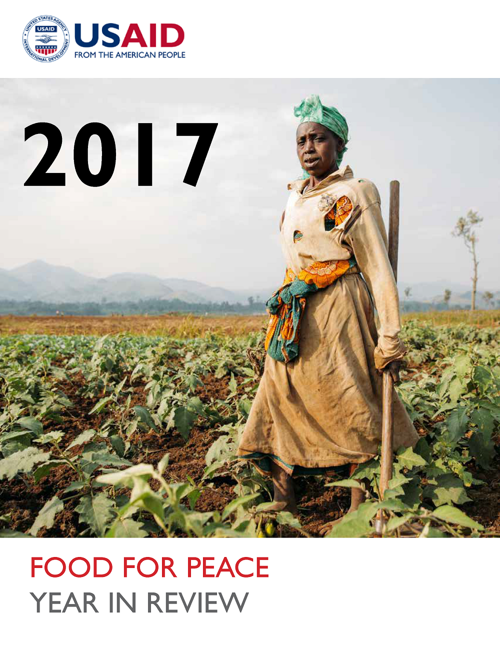 Food for Peace FY 2017 Annual Report