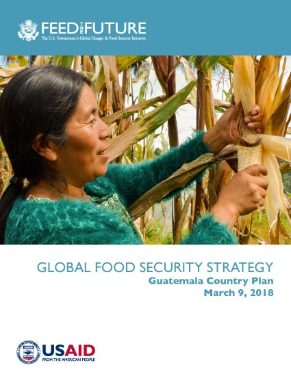 Global Food Security Strategy (GFSS) Guatemala Country Plan