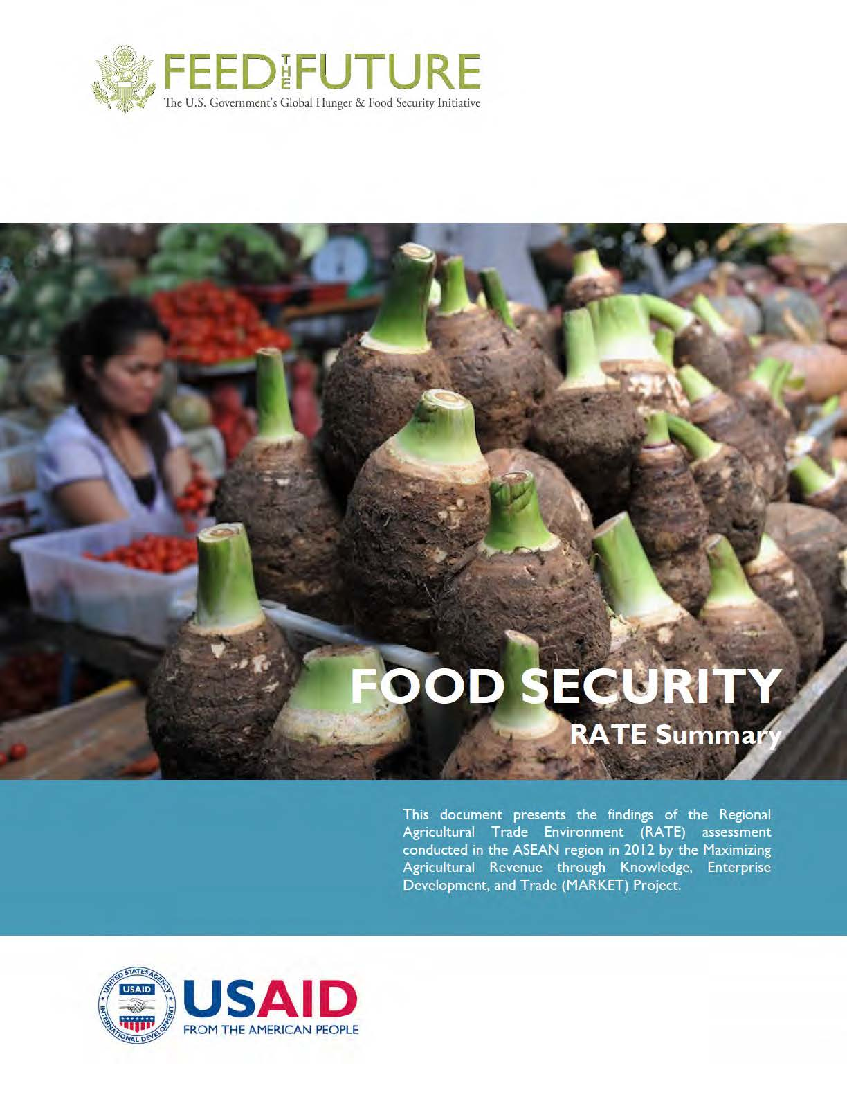 ASEAN Regional Agricultural Trade Environment Assessment Reports: Food Security