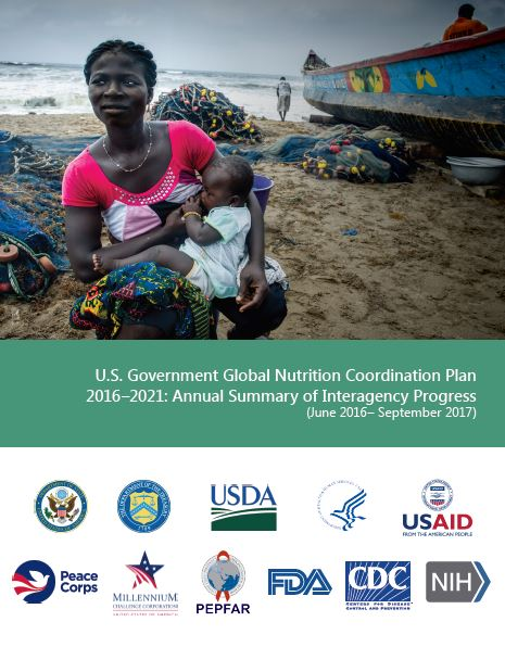 U.S. Government Global Nutrition Coordination Plan - Year 1 Report