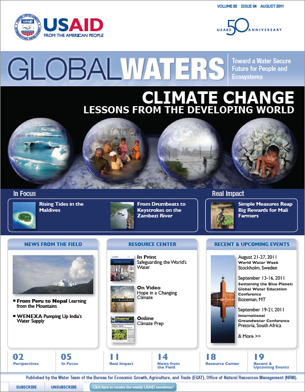 Global Waters - August 2011, PDF