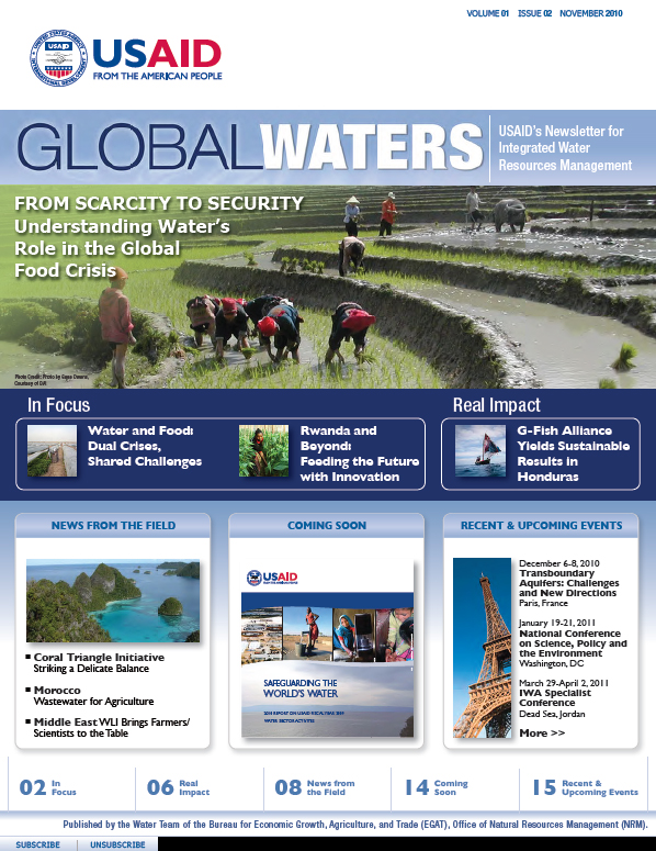 Global Waters – November 2010, PDF