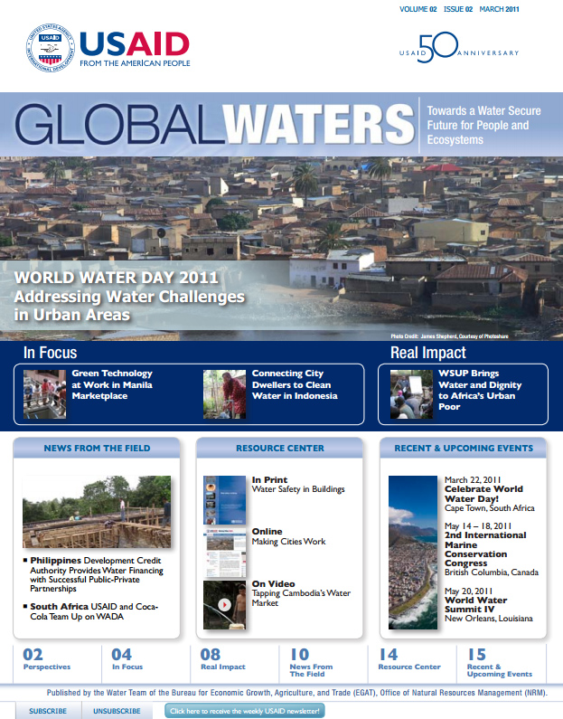 Global Waters - March 2011, PDF