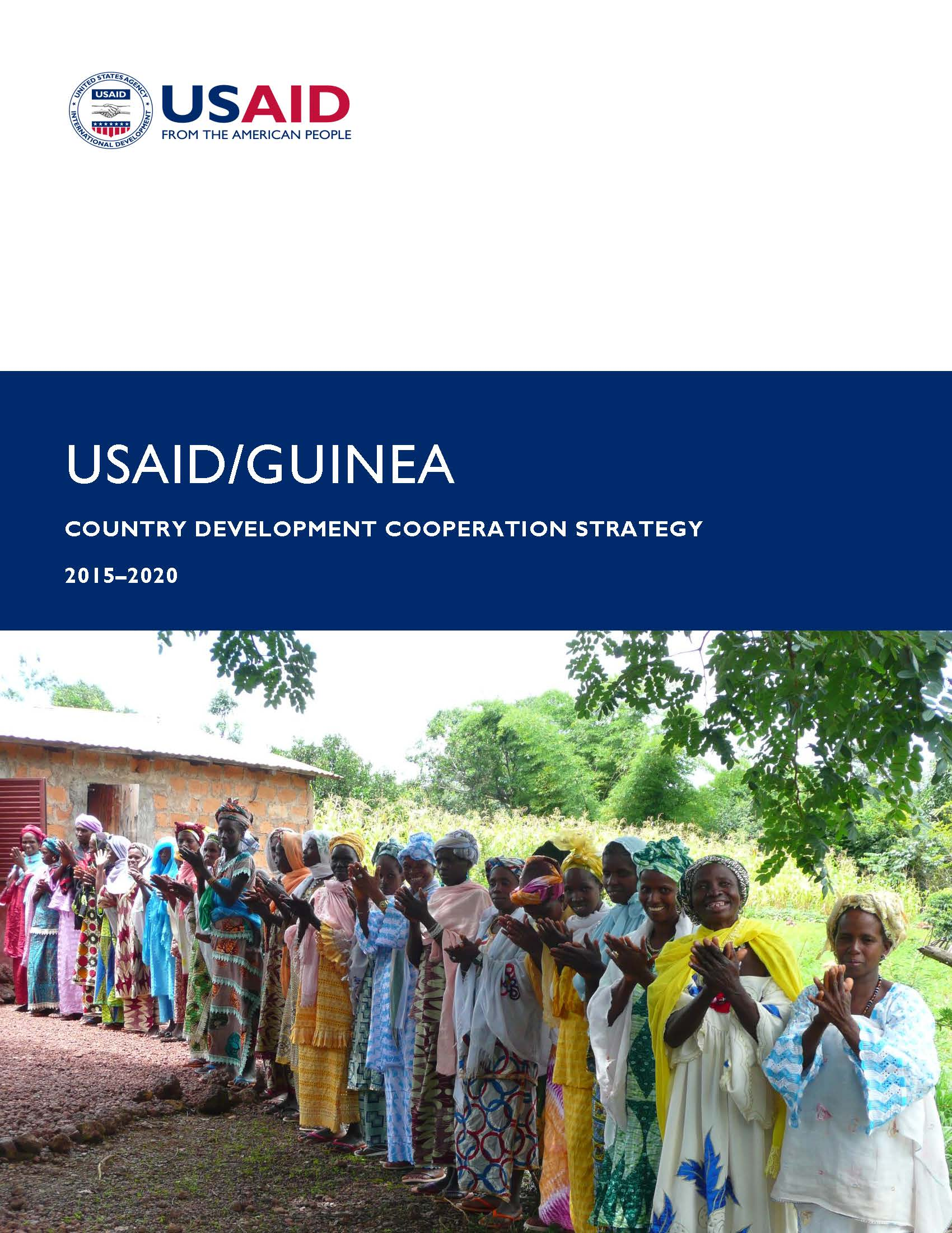 Guinea Country Development Cooperation Strategy 2015-2020
