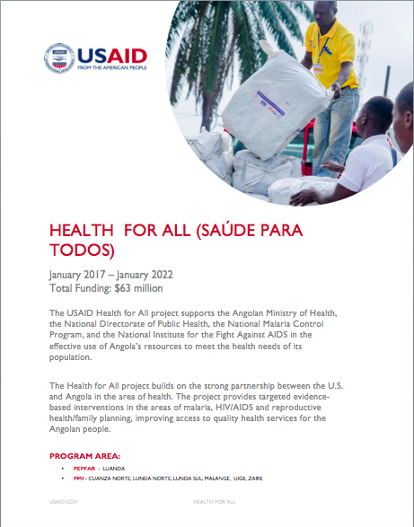 Health for All Fact Sheet