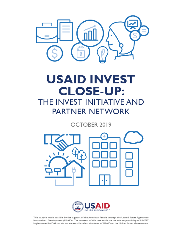 Close-Up: The INVEST Initiative and Partner Network