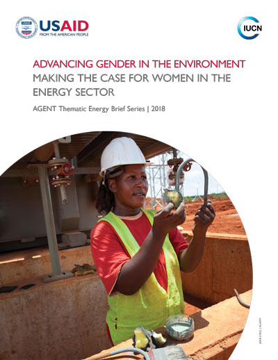 Making the Case for Women in the Energy Sector