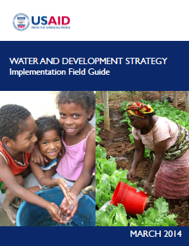 Water and Development Strategy - Implementation Field Guide