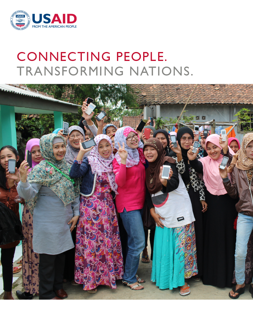 Connecting People. Transforming Nations.