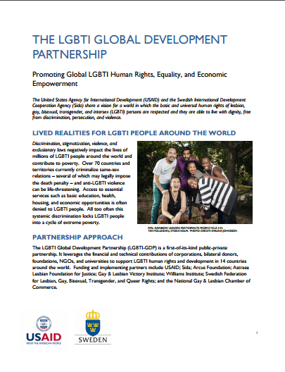 LGBTI Global Development Partnership