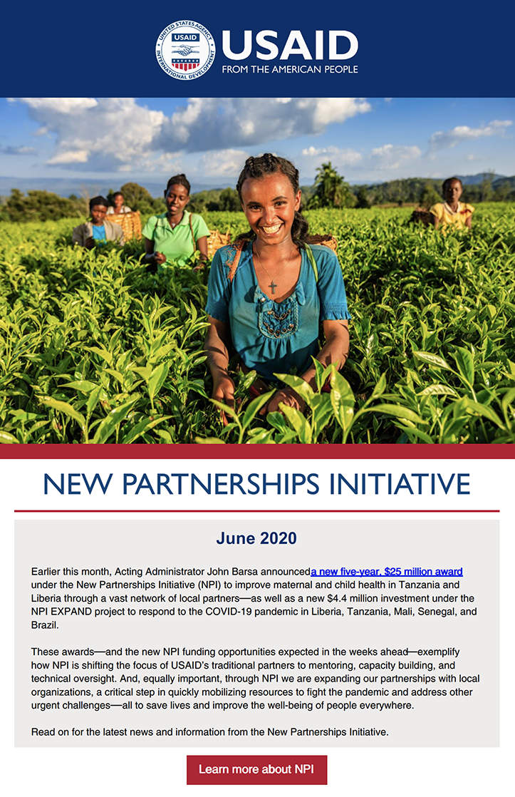 June 2020 NPI Newsletter