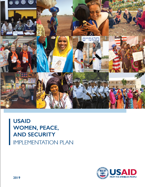 USAID Women, Peace, and Security Implementation Plan