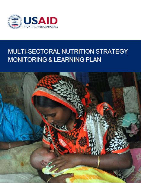 Multi-Sectoral Nutrition Strategy Monitoring & Learning (M&L) Plan