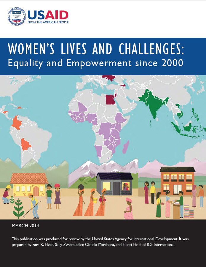Women's Lives and Challenges: Equality and Empowerment since 2000