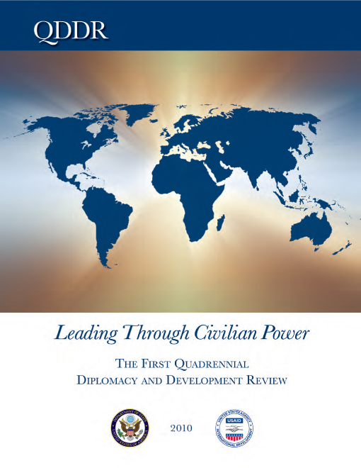 Quadrennial Diplomacy and Development Review (QDDR)