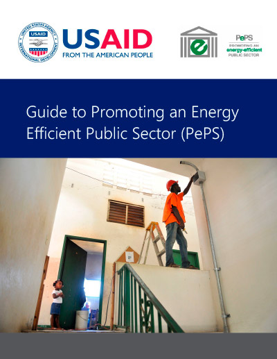 Guide to Promoting an Energy Efficient Public Sector (PePS)