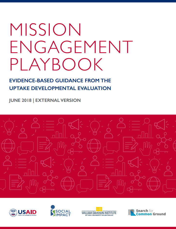 Mission Engagement Playbook