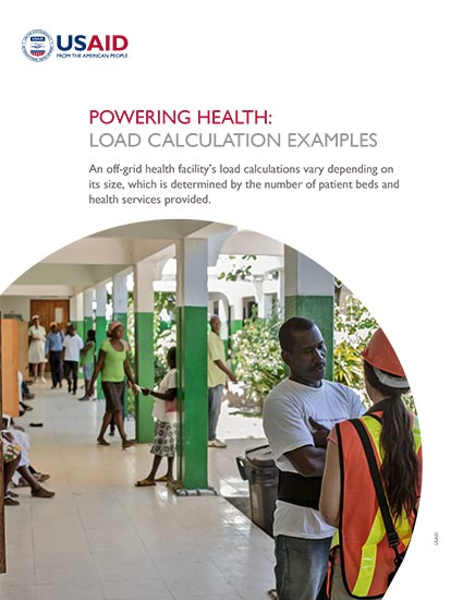 Powering Health: Load Calculation Examples