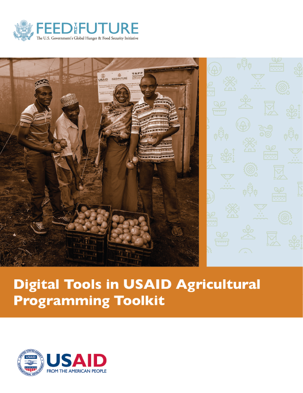 Toolkit: Digital Tools in Agriculture Programming