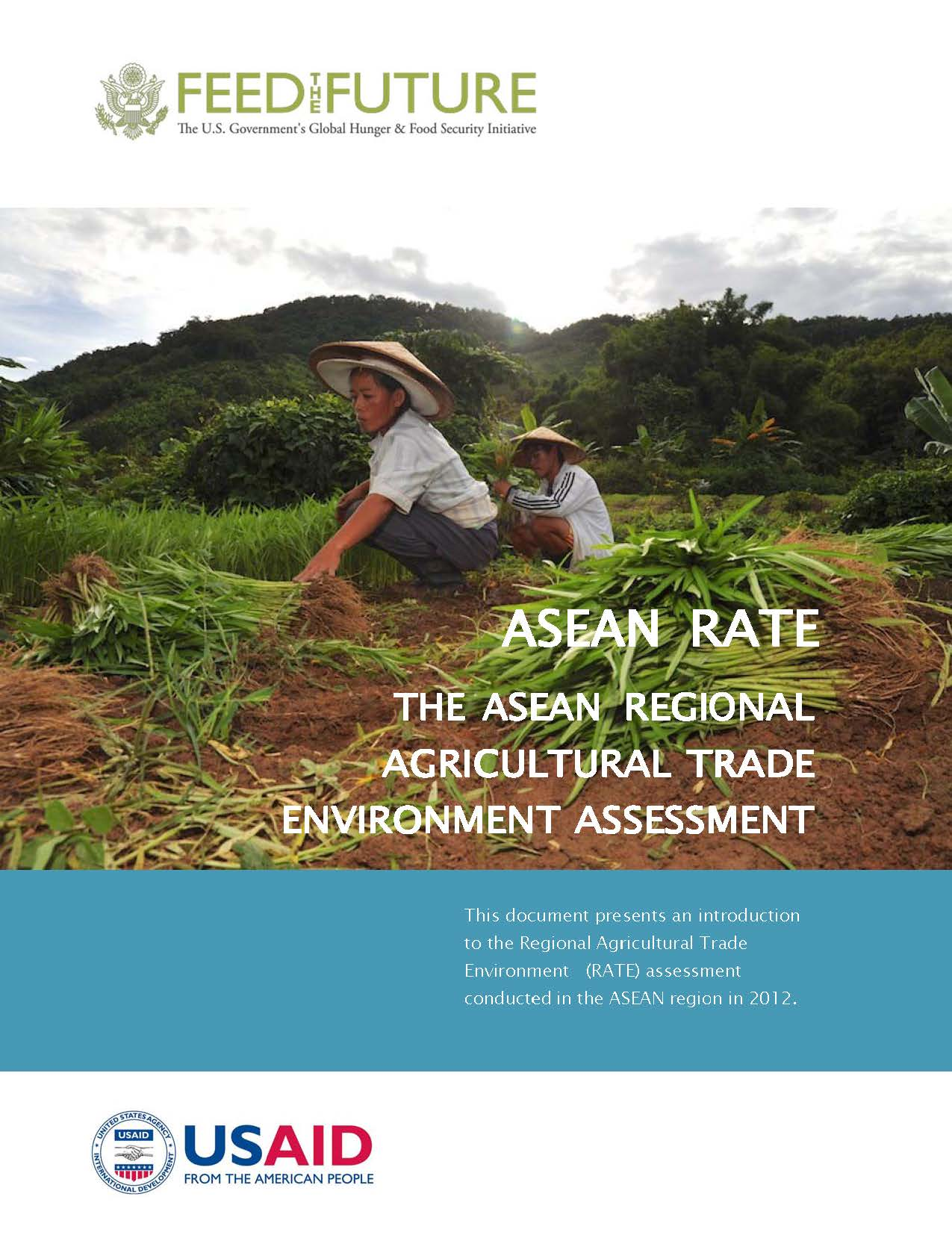 ASEAN Regional Agricultural Trade Environment Assessment: Introduction