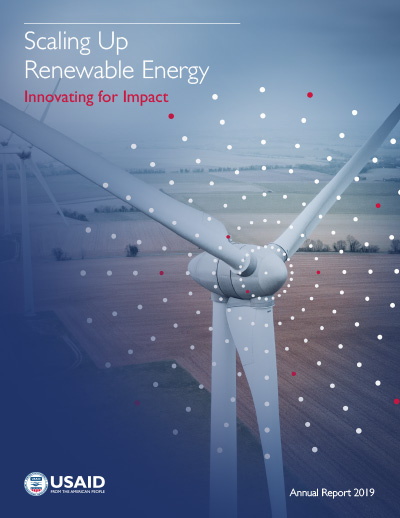 Scaling Up Renewable Energy Annual Report 2019